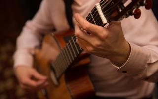 Wedding Ceremony Guitarist | Ed Peczek