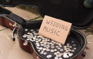 Cost of wedding music