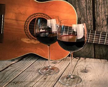 guitarist for restaurant