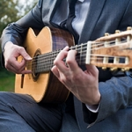 Wedding Music by Classical Guitarist Ed Peczek