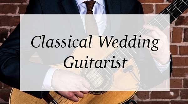 Classical Wedding Guitarist