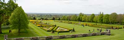 Cliveden Gardens Berkshire