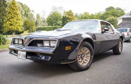 Haughton Hall Trans AM