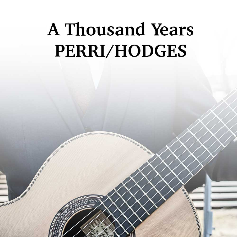 A Thousand Years (Sheet Music + Guitar TAB)
