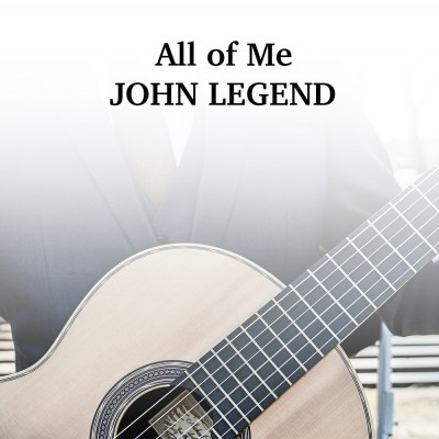 All of Me classical guitar