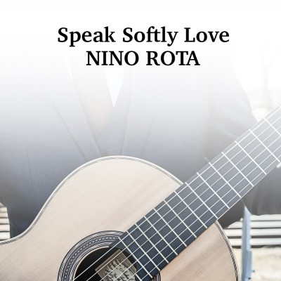 Speak Softly Love for solo classical guitar