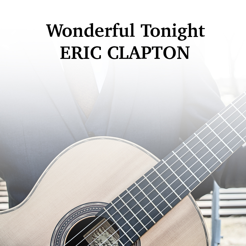 Wonderful Tonight Sheet Music Guitar TAB
